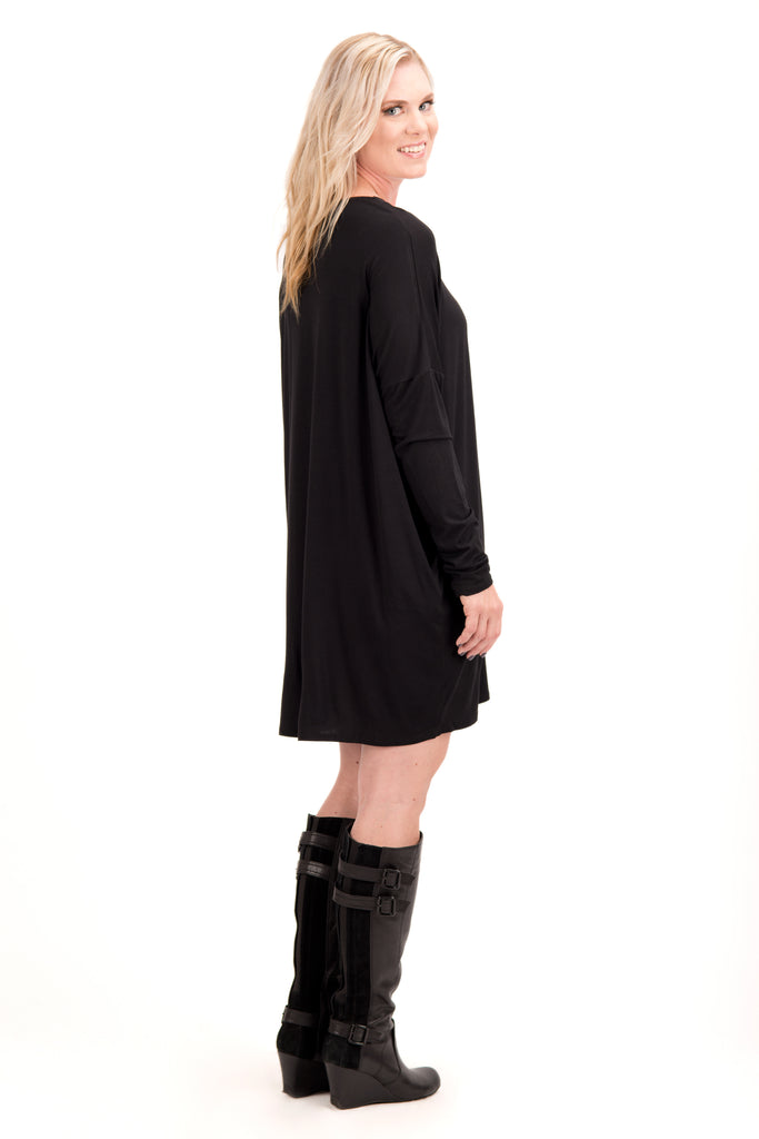 Sage - Long Sleeve Dress