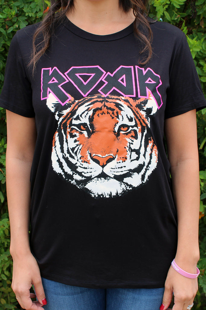 Roar Graphic Tee