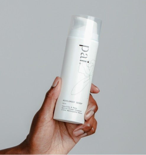 Super-soft skin that's clean, not squeaky