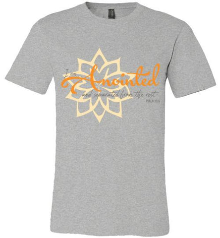 Anointed Tee (Canvas Unisex T-Shirt - Made in USA)