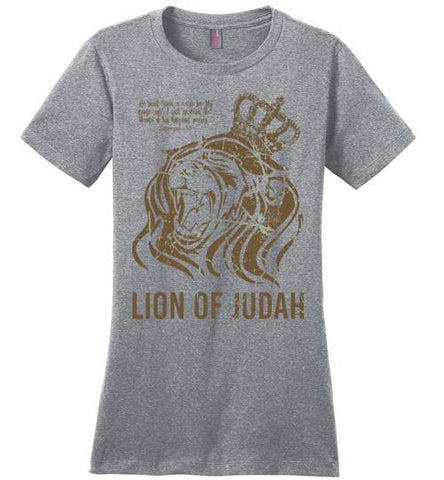 Lion of Judah Tee WOMEN