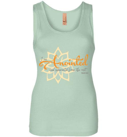 Anointed Tee (Next Level Womens Jersey Tank)