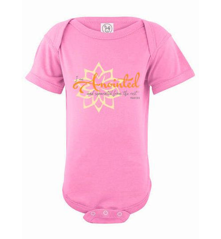 Anointed Tee (Rabbit Skins Infant Fine Jersey Bodysuit)