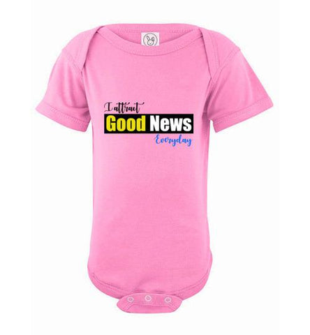 Uebert Angel TEE (Infant Bodysuit)