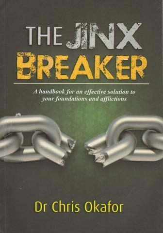 The Jinx Breaker by Dr. Chris Okafor | Book on YahWeh Online Store