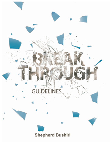 Prophet Bushiri: Breakthrough Guidelines [ eBook]