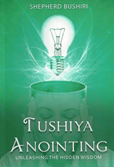 Book Tushiya Anointing- ECG Church America