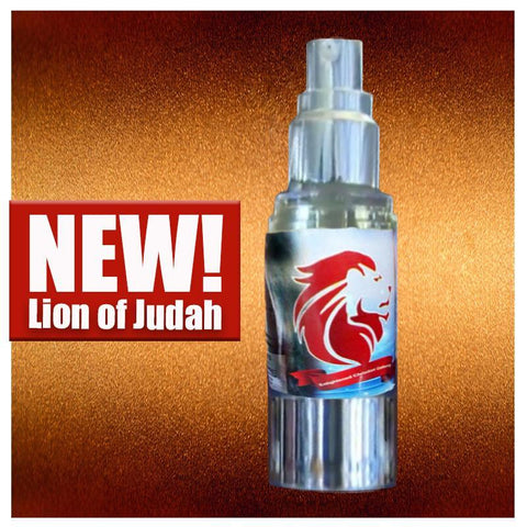 [GLASS] Lion of Judah Oil (Sunday Price)