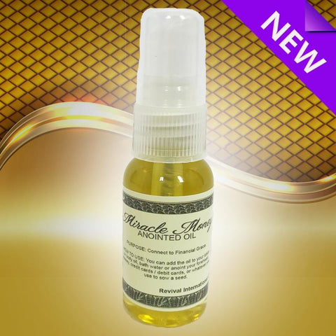 Miracle Money Oil