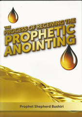 Book Prophetic Anointing- ECG Church America