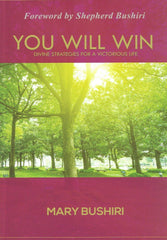 You Will Win Book by Mary Bushiri | YahWeh