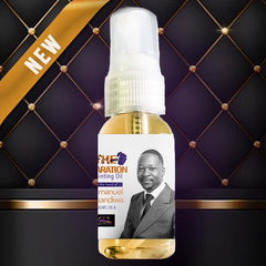 Prophet Makandiwa Anointed Oil