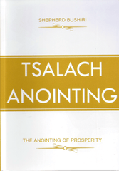 Book Tsalach Anointing- ECG Church America