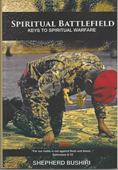 Book Spiritual Battlefield- ECG Church America