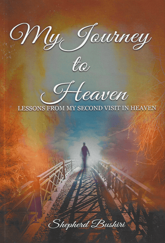 Book My Journey to Heaven- Yahweh