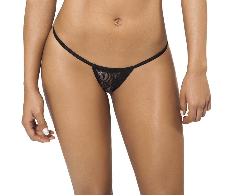 Joe Snyder Women Andros Kini Black Lace-OS