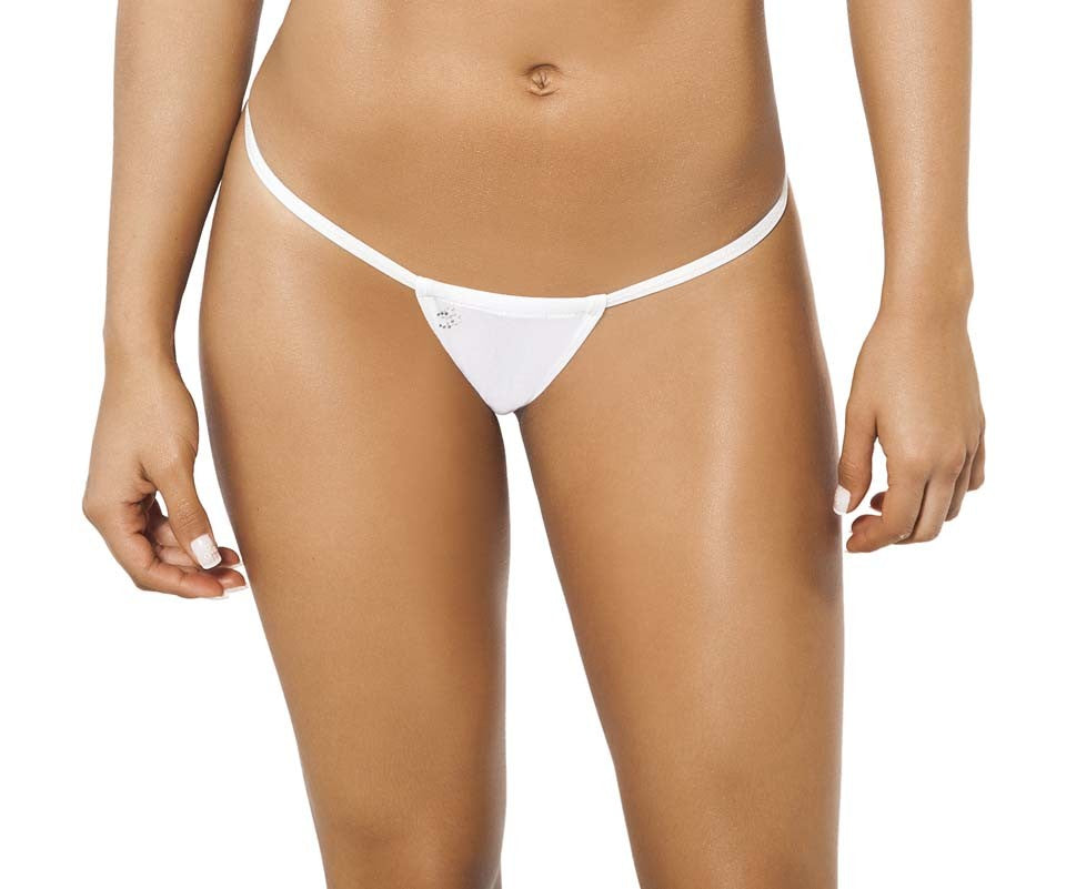 Joe Snyder Women Andros Kini White Mesh-OS