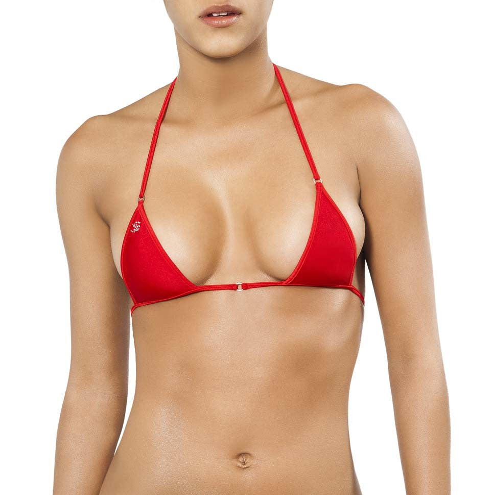 Joe Snyder Women Santorini Top Red-OS
