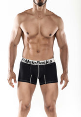 Malebasics Men's Cotton Fitted Boxer Short - Malebasics Canada - 2