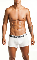 Malebasics Men's Cotton Fitted Boxer Short - Malebasics Canada - 5