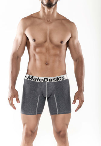 Malebasics Men's Cotton Fitted Boxer Brief - Malebasics Canada - 1