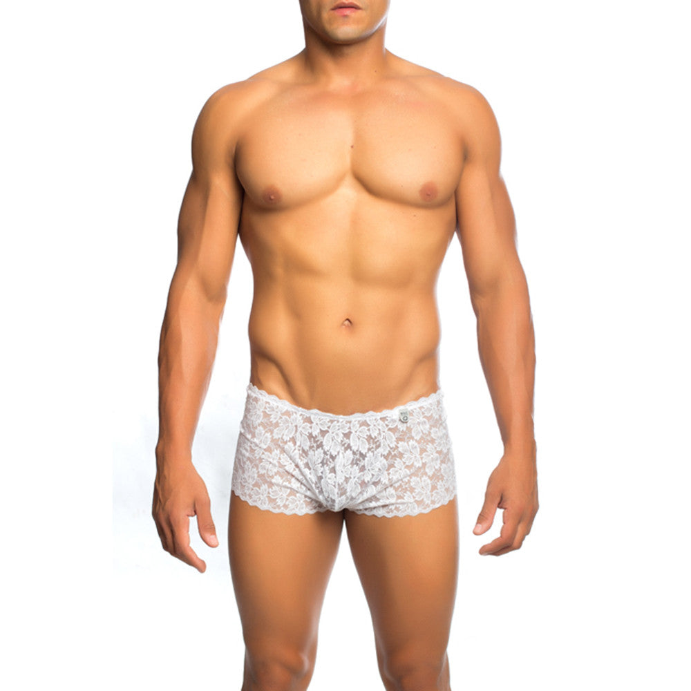 MOB Men's Lace Boxer Short - Malebasics Canada - 4