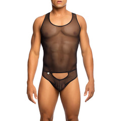 MOB Men's Sexy All Over Sheer Body - Malebasics Canada - 1