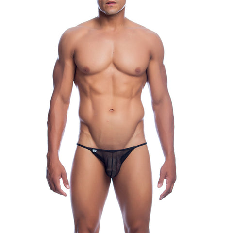 MOB Men's Fishnet Bikini - Malebasics Canada - 1