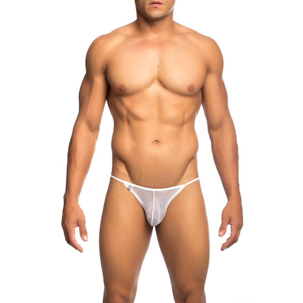 MOB Men's Fishnet Bikini - Malebasics Canada - 3