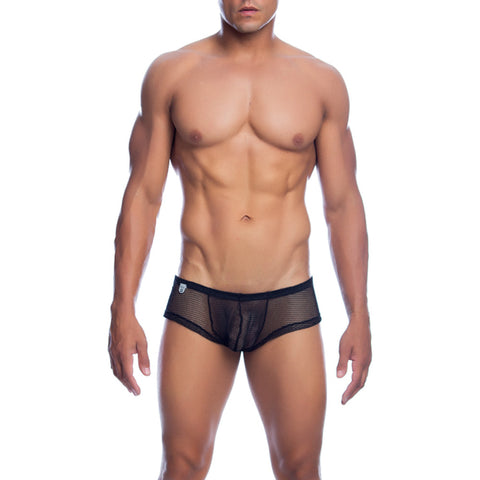 MOB Men's Fishnet Boxer Short - Malebasics Canada - 1