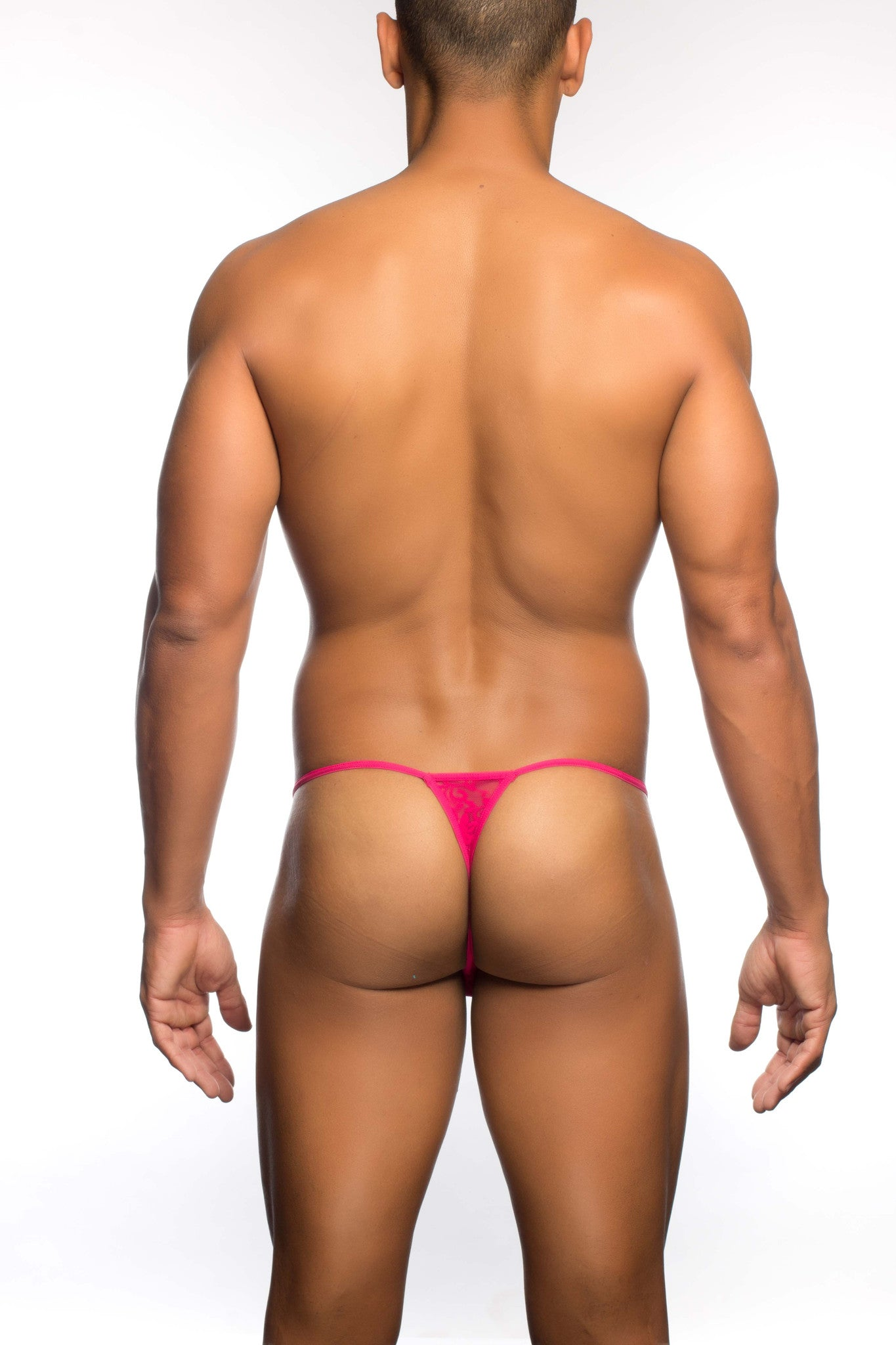 MOB Lace Thong