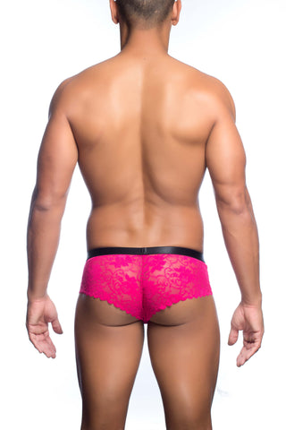 MOB Lace Cheek Boxer