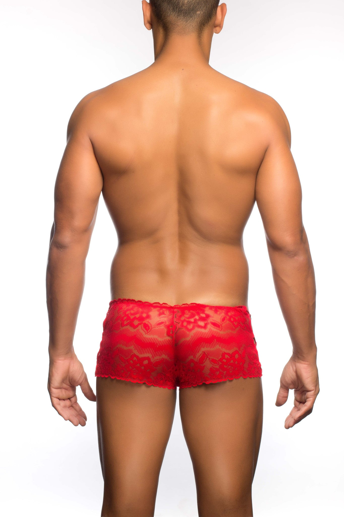 MOB Lace Open Boxer