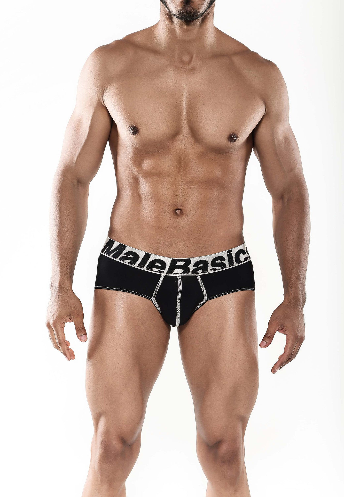 Malebasics Men's Sports Performance Hip Brief - Malebasics Canada - 1