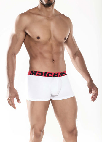 Malebasics Men's Three Pack Cotton Lycra Boxer Short - Malebasics Canada