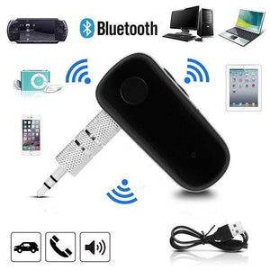 3.5' Bluetooth Smart Receiver Adapters For Cars