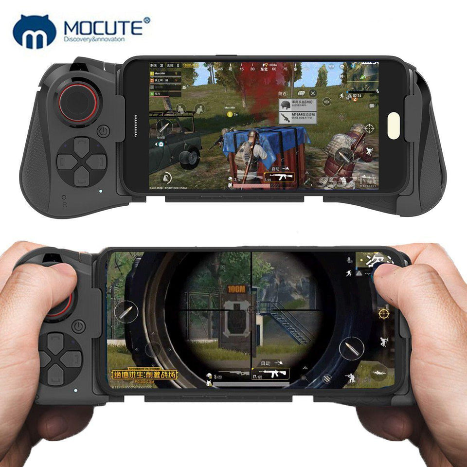 Mocute Bluetooth Wireless Game Pad For IOS And Android
