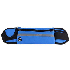 Walking/Running Travel Waist Pocket - Waterproof Belt Sport Bag