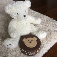 Teddy Bear Dog Cake