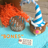 Dog Birthday Cake Bones