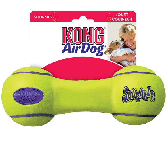 Kong Air Squeaker Dumbell