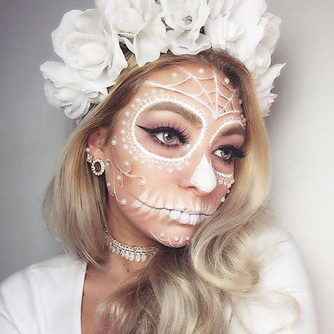 9 Halloween Makeup Ideas For 2017