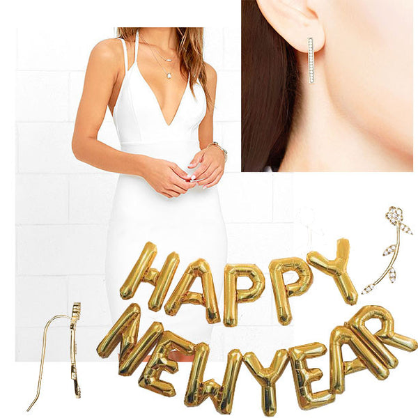 5 Glamorous New Years Eve Party Outfit Ideas