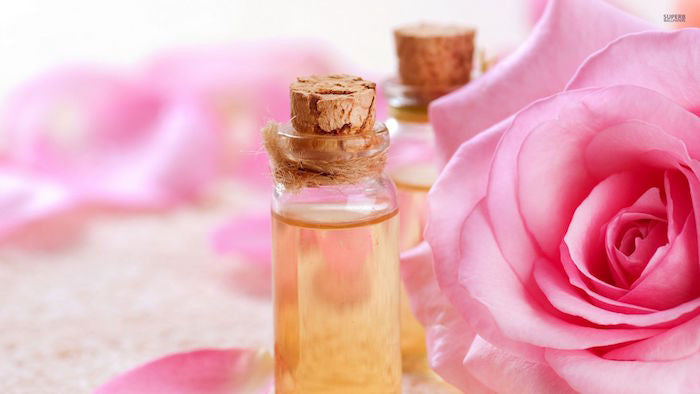Rose Essential Oils For Aromatherapy