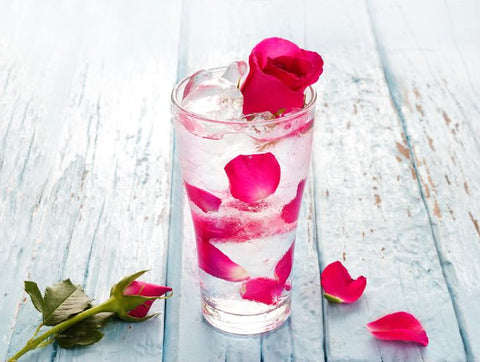 Rose Infused Water