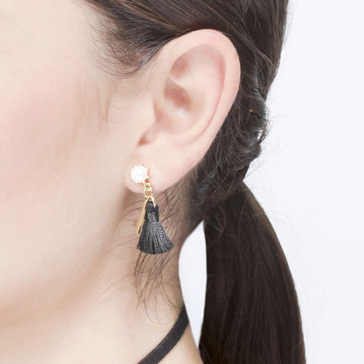 tassel_pearl_earrings_black