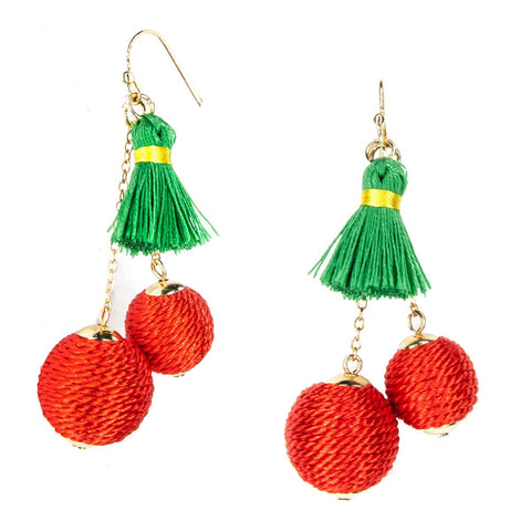 Orbit Candy Earrings