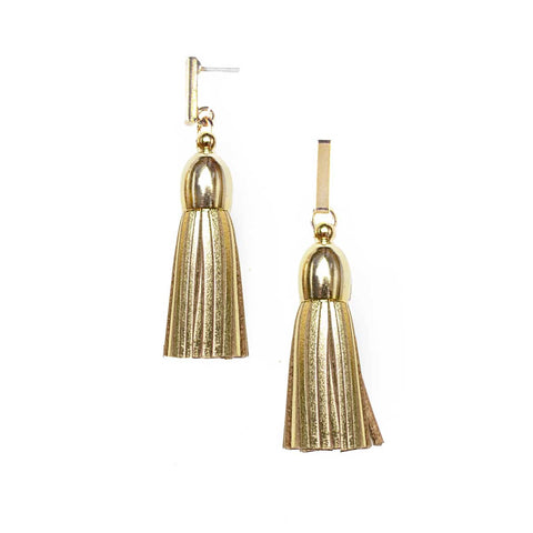 Cosmic Planet and Rocket Threader Earrings