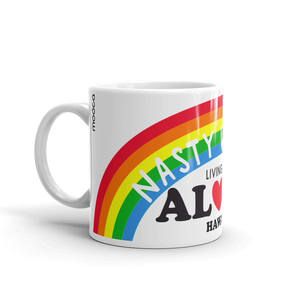 Nasty Women living the Aloha Mug