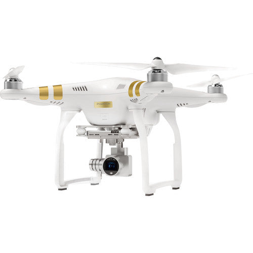 Phantom 3 Professional RTF Quadcopter with integrated 4K camera, video positioning system